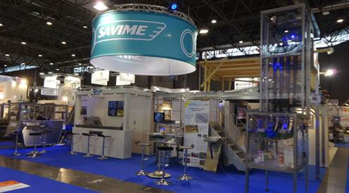 Salon emballage SAVIME